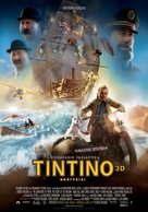 The Adventures of Tintin: The Secret of the Unicorn - Lithuanian Movie Poster (xs thumbnail)