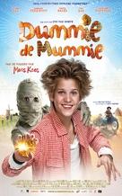 Dummie de Mummie - Dutch Movie Poster (xs thumbnail)