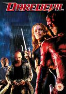 Daredevil - British DVD movie cover (xs thumbnail)