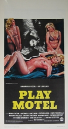 Play Motel - Italian Movie Poster (xs thumbnail)