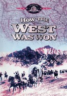 How the West Was Won - Movie Cover (xs thumbnail)