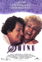 Shine - Canadian Movie Poster (xs thumbnail)