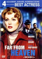 Far From Heaven Polish movie cover