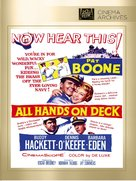 All Hands on Deck - DVD cover (xs thumbnail)