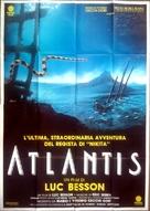 Atlantis - Italian Movie Poster (xs thumbnail)