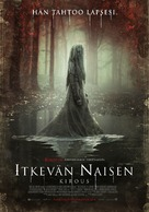 The Curse of La Llorona - Finnish Movie Poster (xs thumbnail)