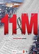 Madrid 11M: Todos íbamos en ese tren - Spanish poster (xs thumbnail)