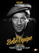 La belle équipe - French Re-release movie poster (xs thumbnail)