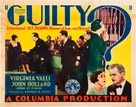 Guilty? - Movie Poster (xs thumbnail)