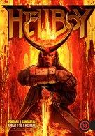 Hellboy - Hungarian Movie Poster (xs thumbnail)
