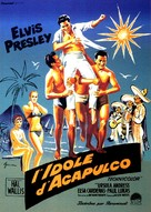 Fun in Acapulco - French Movie Poster (xs thumbnail)