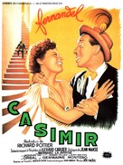 Casimir - French Movie Poster (xs thumbnail)