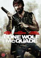 Lone Wolf McQuade - Danish DVD cover (xs thumbnail)
