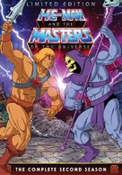 """He-Man and the Masters of the Universe"" - DVD cover (xs thumbnail)"