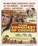 Conquest of Cochise - Movie Poster (xs thumbnail)