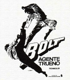 That Man Bolt - Spanish Movie Poster (xs thumbnail)