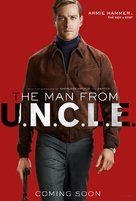 The Man from U.N.C.L.E. - British Character movie poster (xs thumbnail)