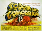 Sodom and Gomorrah - British Movie Poster (xs thumbnail)