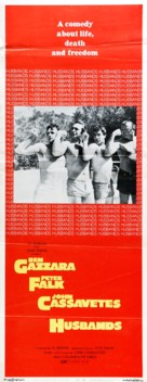 Husbands - Movie Poster (xs thumbnail)