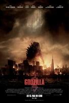 Godzilla - Swiss Movie Poster (xs thumbnail)