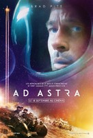 Ad Astra - French Movie Poster (xs thumbnail)
