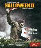 Halloween II - Austrian Blu-Ray cover (xs thumbnail)