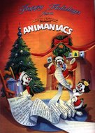"""Animaniacs"" - DVD movie cover (xs thumbnail)"