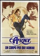 Carny - Italian Movie Poster (xs thumbnail)