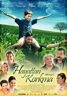 Hayattan korkma - Turkish poster (xs thumbnail)