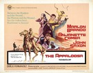 The Appaloosa - British Movie Poster (xs thumbnail)