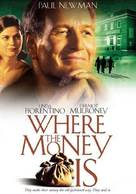 Where the Money Is - DVD cover (xs thumbnail)