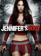 Jennifer's Body - DVD cover (xs thumbnail)