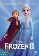 Frozen II - British DVD movie cover (xs thumbnail)