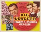 Big Leaguer - Movie Poster (xs thumbnail)