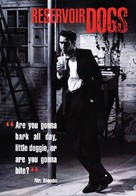 Reservoir Dogs - poster (xs thumbnail)