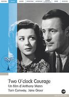 Two O'Clock Courage - French DVD cover (xs thumbnail)