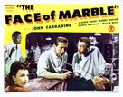 The Face of Marble - Movie Poster (xs thumbnail)