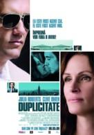 Duplicity - Romanian Movie Poster (xs thumbnail)