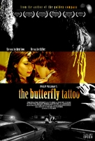 The Butterfly Tattoo - Dutch Movie Poster (xs thumbnail)