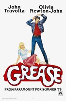 Grease - Teaser movie poster (xs thumbnail)