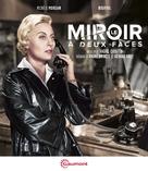 Le miroir à deux faces - French Blu-Ray cover (xs thumbnail)