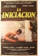 L'iniziazione - Spanish Movie Poster (xs thumbnail)