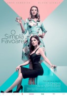 A Simple Favor - Romanian Movie Poster (xs thumbnail)