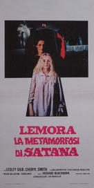 Lemora: A Child's Tale of the Supernatural - Italian Movie Poster (xs thumbnail)