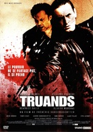 Truands - French Movie Cover (xs thumbnail)