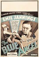 Der blaue Engel - British Movie Poster (xs thumbnail)