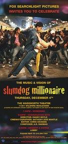 Slumdog Millionaire - Movie Poster (xs thumbnail)