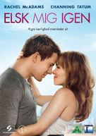 The Vow - Danish DVD cover (xs thumbnail)