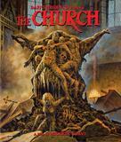 La chiesa - Blu-Ray cover (xs thumbnail)