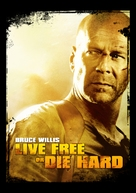 Live Free or Die Hard - Movie Poster (xs thumbnail)